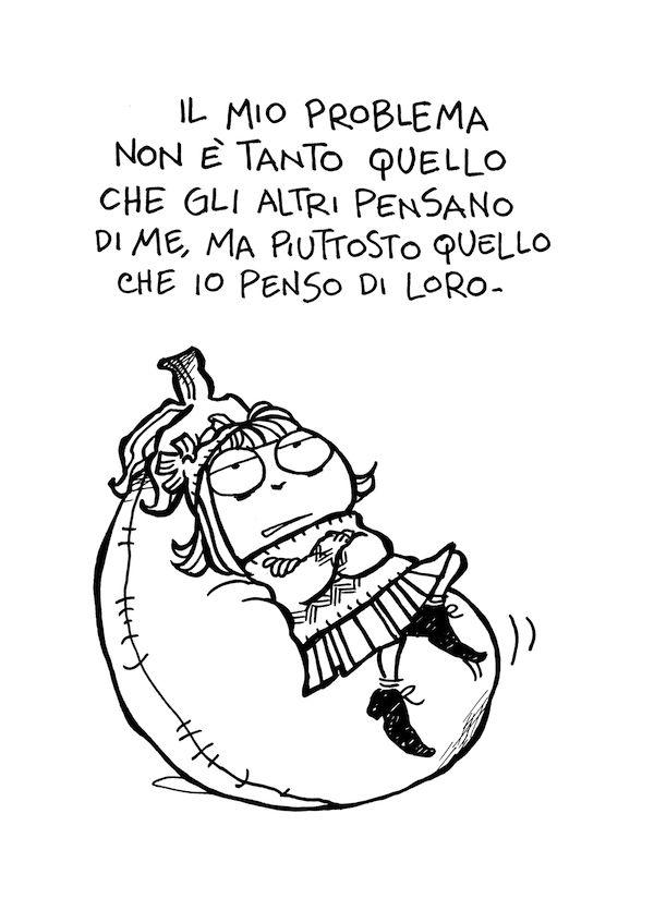 La bambina filosofica – No future, di Vanna Vinci ©Bao Publishing
