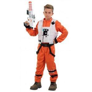 Πιλότος του διαστήματος στολή αγοριών Star Wars