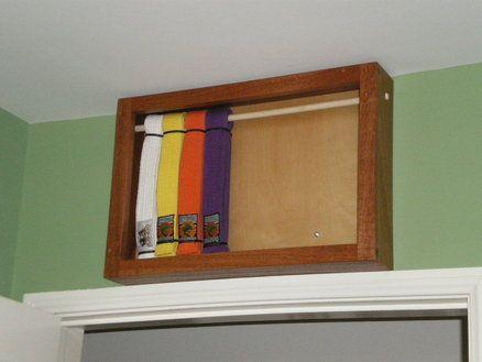 Karate Belt Box for an Friend