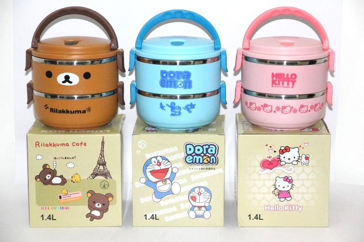 Lunch Box 2 Layer Rp 140.000