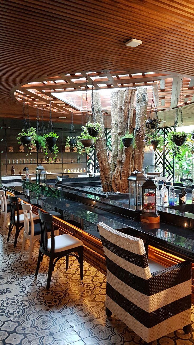 Tree Bar ..Hotel Indigo Seminyak Bali