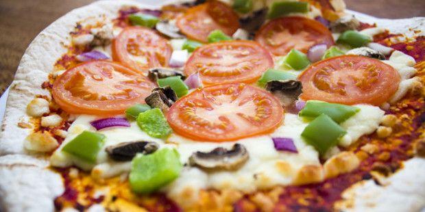 Yes! Pizza tijdens de Detox..