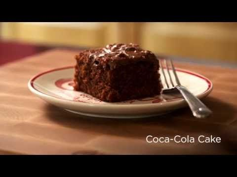 Coca-Cola kage: Gå efteråret i møde med lidt sødt til ganen: The Coca-Cola Company