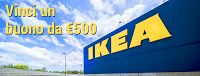 Cucina e Fantasia: Vinci un buono Ikea da €500
