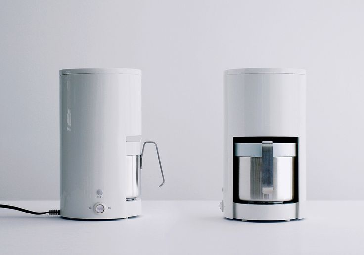 Industrial Facility > Muji - Coffee Maker - 2006