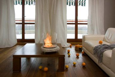 Chantico Stone Bioethanol Fireplace