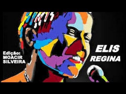 TREM AZUL com ELIS REGINA, vídeo MOACIR SILVEIRA