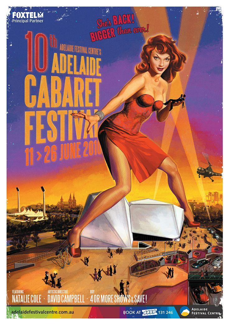Adelaide Cabaret Festival 2010