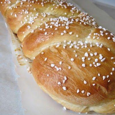 Christmas Cardamom bread ~  A Swedish-Eskimo tradition
