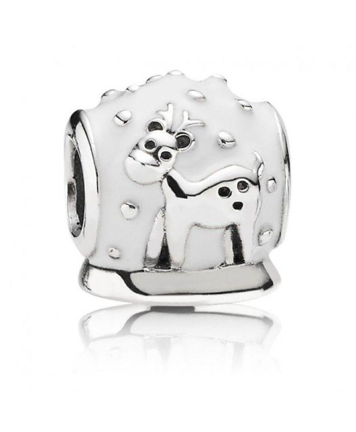 Pandora Christmas Pandora Snow Globe Charm Sale 2017