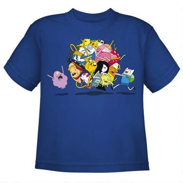 Adventure Time Youth t shirt