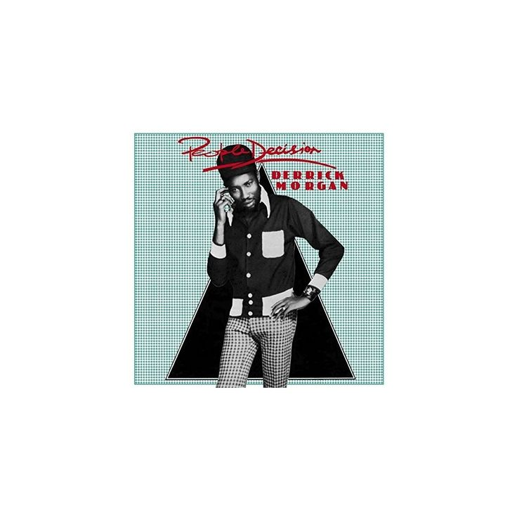 Derrick Morgan - People Decision (Vinyl)