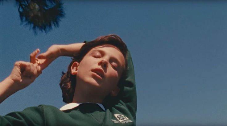 """The xx - I Dare You // Official video for The xx's """"I Dare You"""" from the album 'I See You' was made in collaboration with Raf Simons for Calvin Klein and directed by Alasdair McLellan Featuring Millie Bobby Brown Ernesto Cervantes Paris Jackson Lulu Ashton Sanders and The xx"""