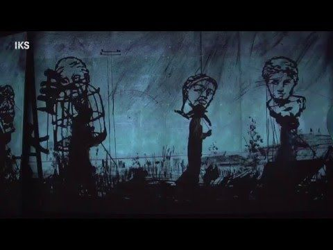 NO IT IS! William Kentridge / Martin-Gropius-Bau Berlin - YouTube