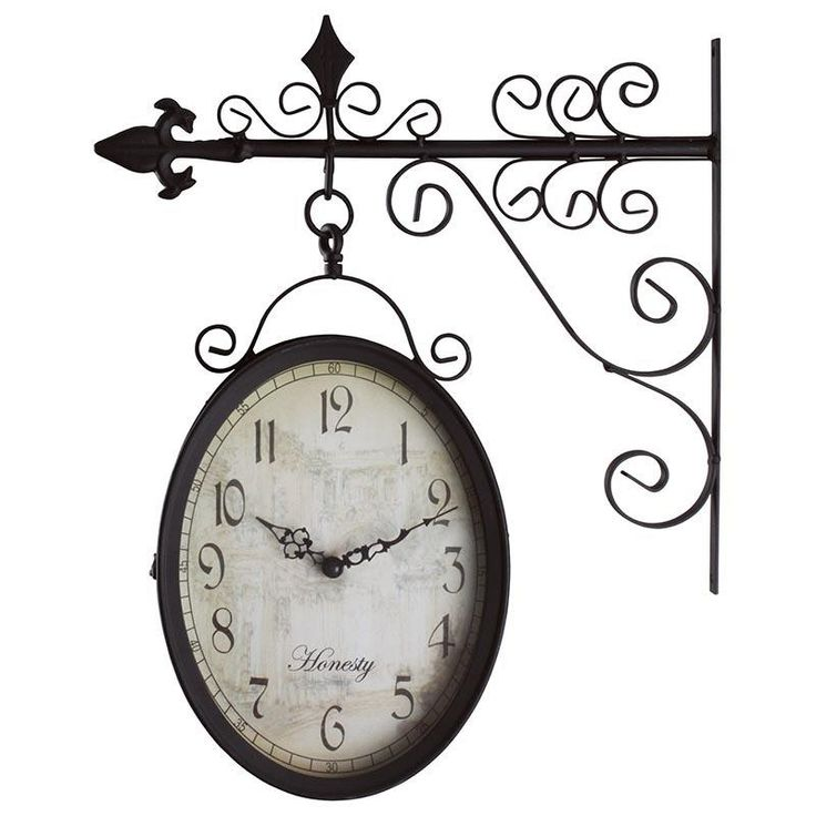 Ρολόι Τοίχου Σταθμού Romantic -Καφέ http://www.lovedeco.gr/p.Roloi-Toichou-Stathmoy-Romantic-Kafe.908627.html