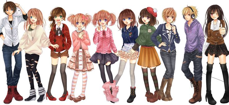 Anime Girl Clothes Ideas Awesome Clothes Pinterest Boys Ideas And Clothes