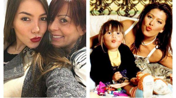 Alejandra Guzmán y su hija Frida Sofía son idénticas y estas 23 fotos lo prueban