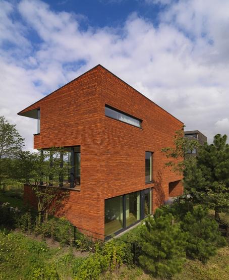 Villa Rieteiland Oost  Design: Diederendirrix  Private commissioner