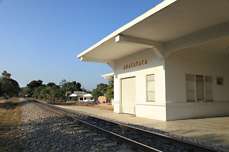 Estación antigua del pueblo