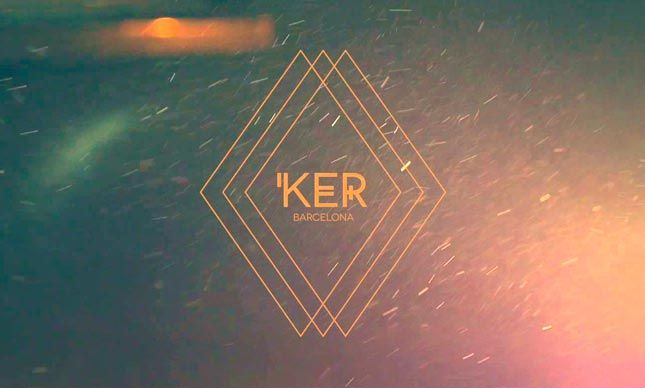 KER: This brand new club that takes inspiration from the intimate boîtes of the '70s and '80s hosts an array of international house and techno talent.  Softer and funkier tones from local DJs are also showcased in this club. #barcelona #nightlife #club #bar #electro #house #KER #music