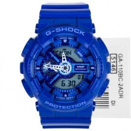 Casio G-Shock Blue Magnetic Resist Men's Watch GA-110BC-2A