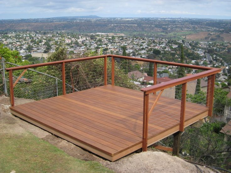 24 Best Decks Images On Pinterest Deck Railings Decks