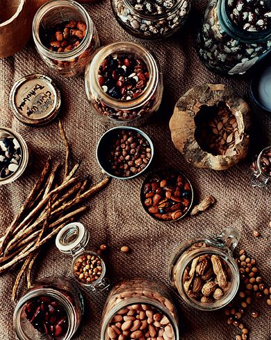 Beans and Legumes are rich in dietary fiber, essential minerals, and disease fighting flavonoids (isoflavones) that may reduce the risk of chronic diseases.