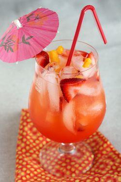 Mango Strawberry Limonata