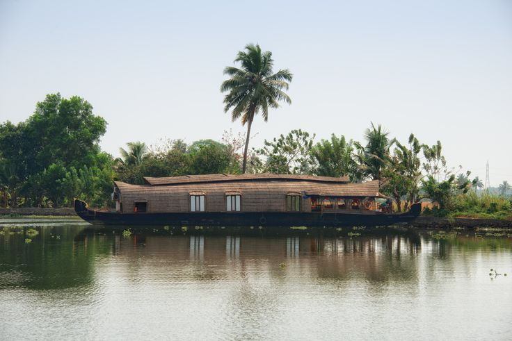 https://flic.kr/p/nQ5pap | House Boats at Alleppey Backwater, Kerala, India