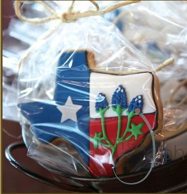 Favors for a Texas themed wedding