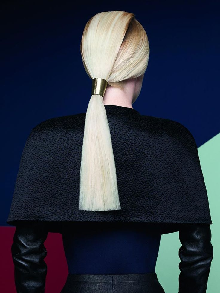 Hairstyles for Long Hair - new trends for the Autumn / Winter 2014/2015