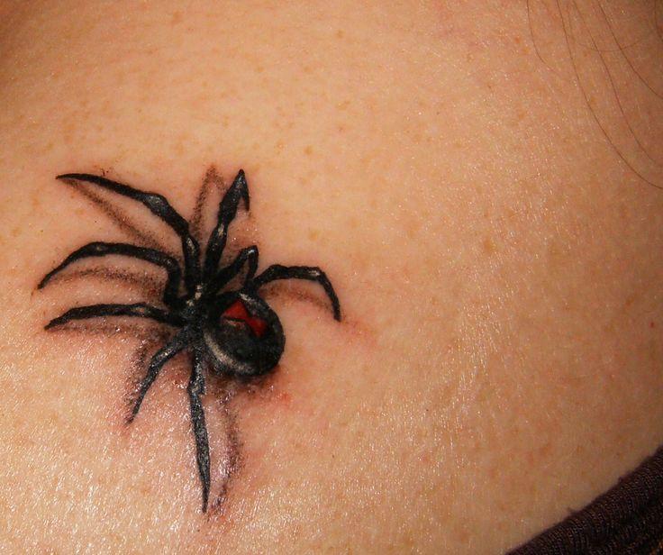 3d Spider Tattoo Pics | Tatto Wallpaper
