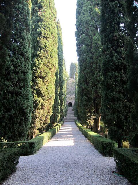 Giardino giusti verona italy italy pinterest for B b giardino giusti verona