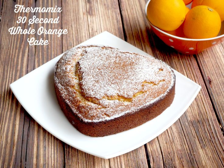 Cuts into 10 slices This is one of my favourites from the Thermomix Recipe Community and it's probably the fastest cake to make in the world! In fact, it took me longer to prepare the tin th…