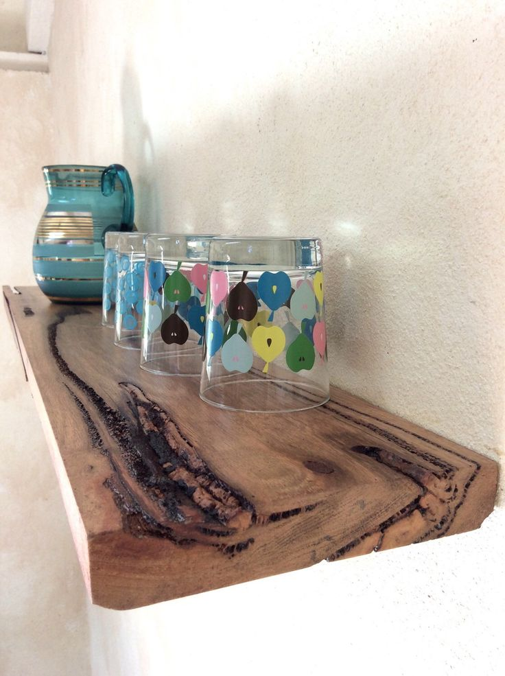 A personal favourite from my Etsy shop https://www.etsy.com/au/listing/490720755/floating-shelf-wood-kitchen-floating