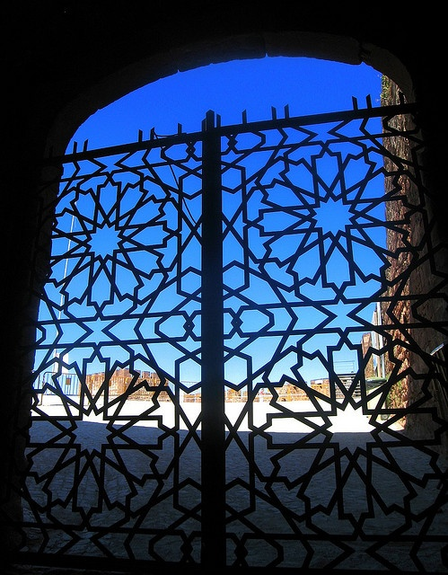 Arabic Patterns by Caneles, via Flickr
