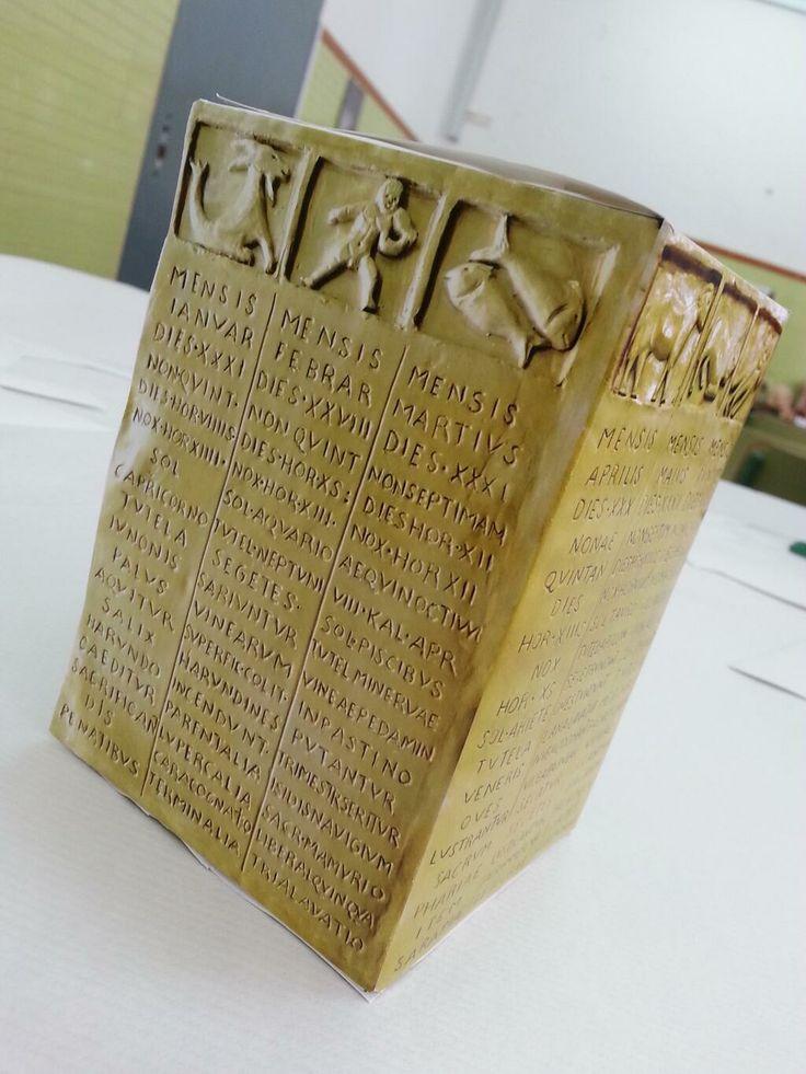 Menologium Rusticum Colotianum. Taller de Feriae.