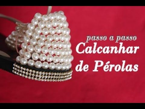 NM Bijoux - Chinelo (calcanhar de pérolas) - YouTube