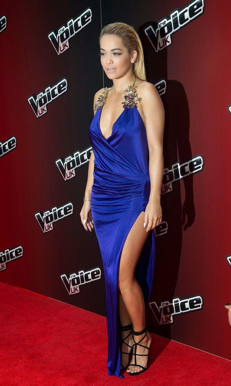 Rita Ora - The Voice UK Launch Photocall in London