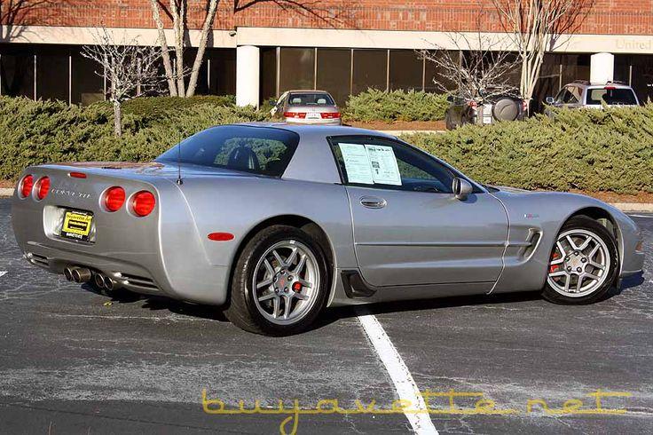 2004 Corvette Z06 For Sale