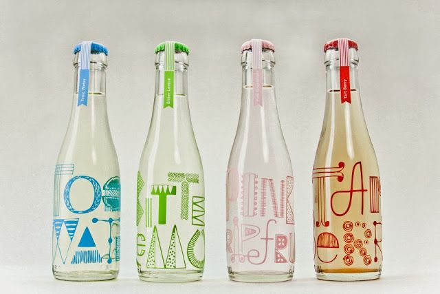 Cocktail Sodas (Student Project) on Packaging of the World - Creative Package Design Gallery
