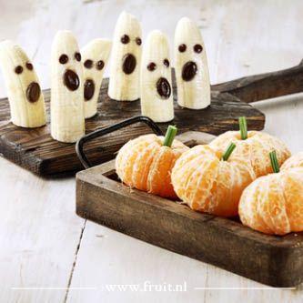 Gezonde Halloween snack
