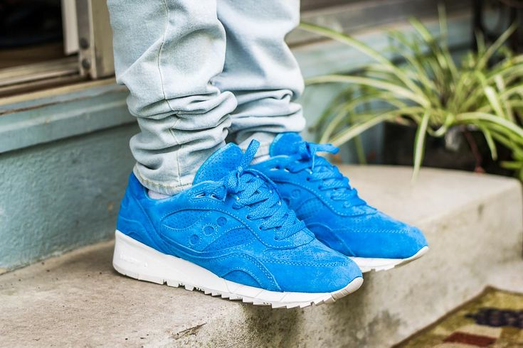 See how the Saucony Shadow 6000 Easter Egg Blue looks on feet in this video review before you cop! Find out where to buy these Saucony Shadow 6000 online!
