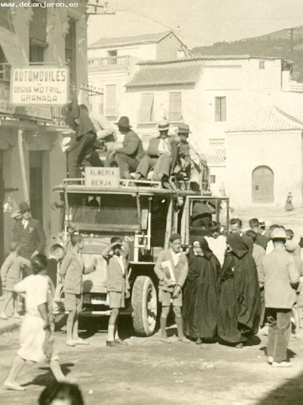 Spain. 1930s scene in Andalusia, before Civil War