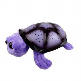 Morbida tartaruga proietta stelle con musica (T02)