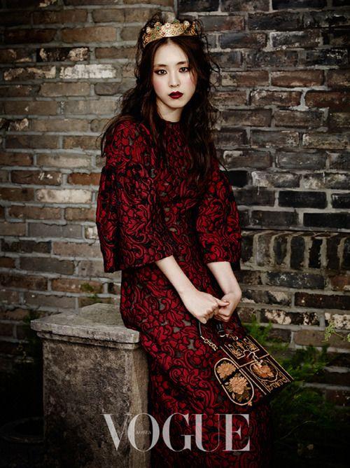 Lee Yeon Hee - Vogue Korea  September 2013