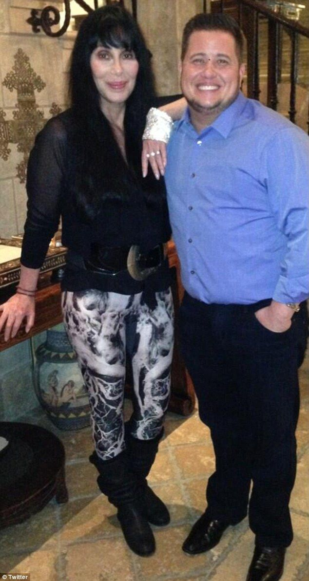 Chaz Bono drops 60 lbs as he and mother Cher take a break from each other