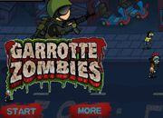 PVZ Garrotte Zombies | Juegos Plants vs Zombies - jugar gratis