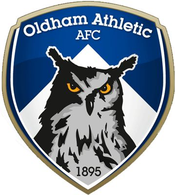 Oldham Athletic AFC, League One, Oldham, Greater Manchester, England