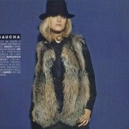 Softly warm DIEGO M on Marie Claire